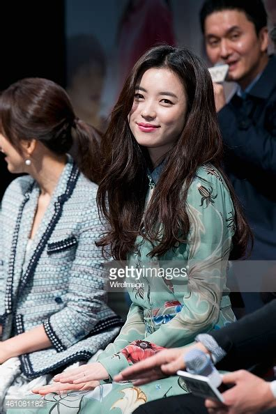 c est si bon korean movie february 5 2015 upcoming new quot c est si bon quot press conference in seoul getty images
