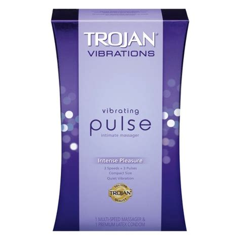 Vibrating Soap For Those Lazy To Wash Honest by Trojan Pulse Vibrating Massager Target