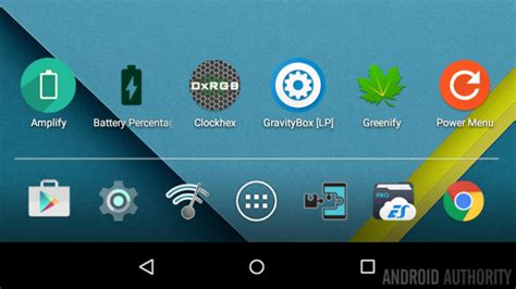 Android Xposed by Gravitybox The Xposed Module To Rule Your Rooted Device