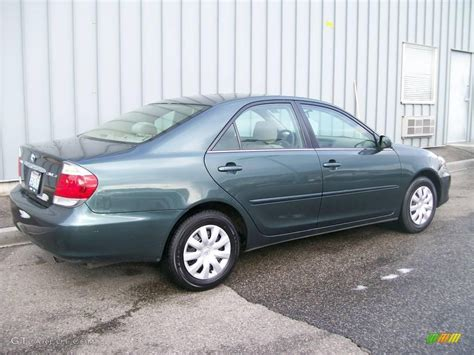 2005 aspen green pearl toyota camry le 1684702 photo 3 gtcarlot car color galleries