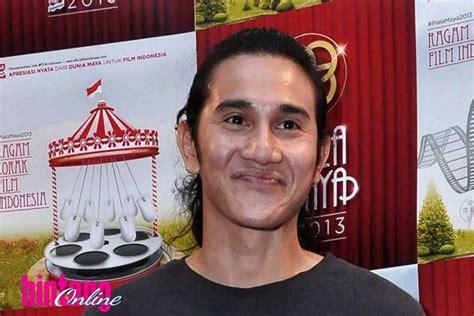 film layar lebar indonesia vino g bastian 5 seleb indonesia dengan rambut gondrong