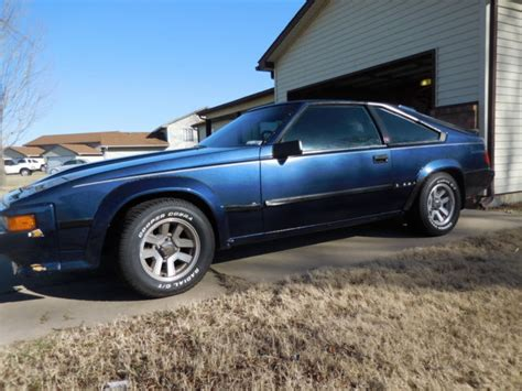 1985 Toyota Supra For Sale 1985 Toyota Supra Performance Model Mkii For Sale Toyota