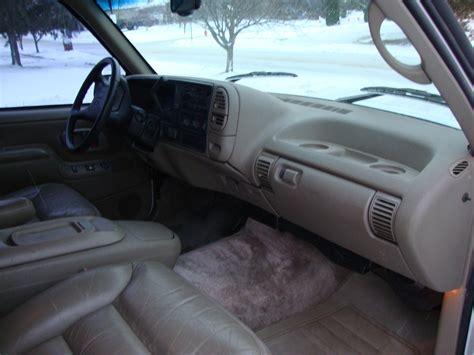 1996 Tahoe Interior by 1996 Chevrolet Tahoe Pictures Cargurus