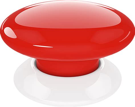 Red Room Colors the button home on remote home control panic button