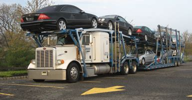 auto transport solutions and technology in future