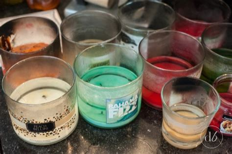 dwell beautiful shows you how to reuse candle jars and wax how to reuse candle jars and wax dwell beautiful