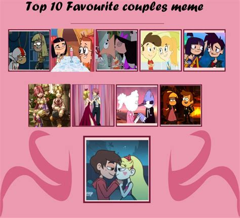 Shisuka Top top 10 couples by userup on deviantart
