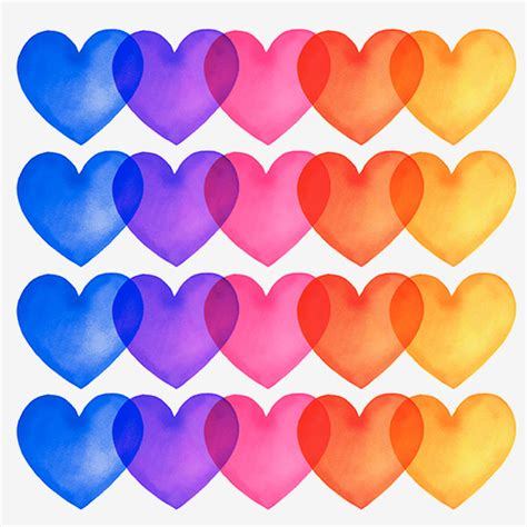 heart pattern rainbow 1000 images about wallpapers on pinterest bokeh