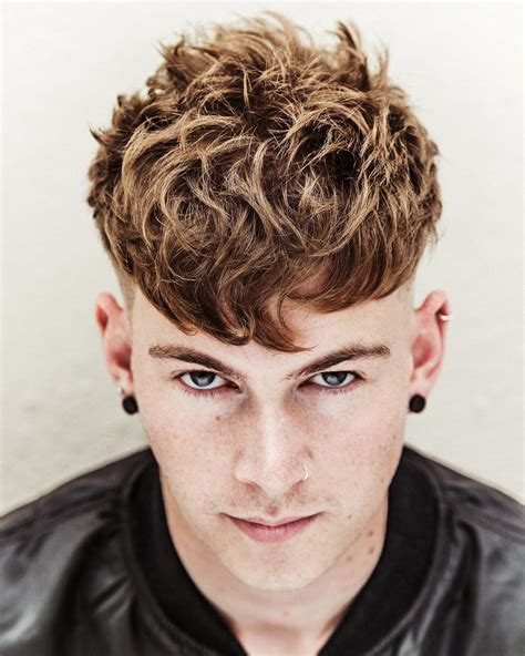 cool curly hairstyles for guys mens hairstyles 2018 cool men s hairstyles 2018