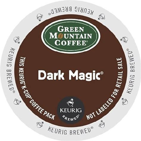 Green Mountain Coffee K Cups, Dark Magic, K Cup Portion Pack for Keurig Brewers, 192 Count