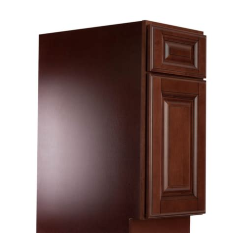 kitchen cabinets assembled sonoma merlot pre assembled kitchen cabinets kitchen