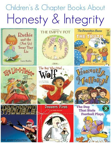 exles of picture story books children s books about honesty integrity virtues unit