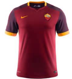 new roma kit 15 16 as roma nike jersey 2015 2016 home