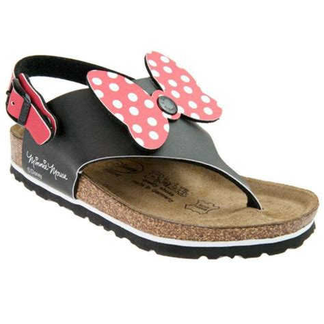 minnie mouse sandals birkenstock minnie mouse and mice on