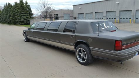 lincoln town car limo for sale 1994 lincoln town car limo for sale