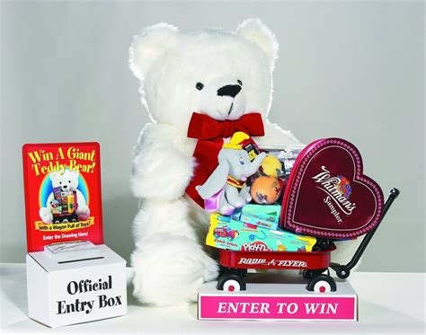 Sweepstakes Promotion - valentine retail promotion sweepstakes giveaway