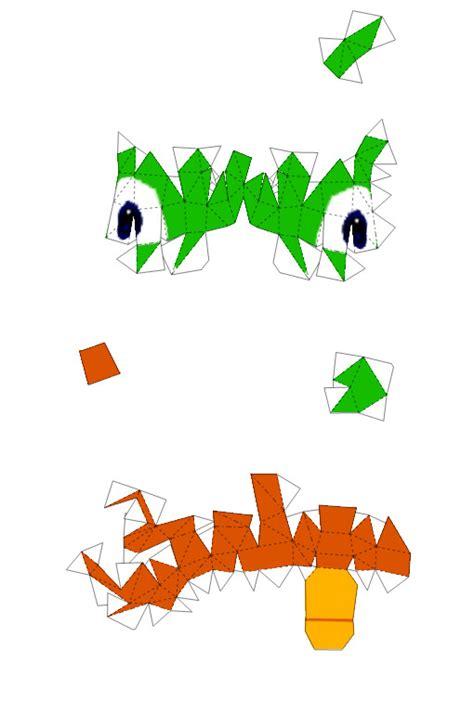 Yoshi Papercraft - yoshi papercraft page 2 by nin mario64 on deviantart