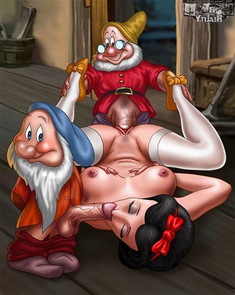 cartoon Reality – snow White Xxx comics
