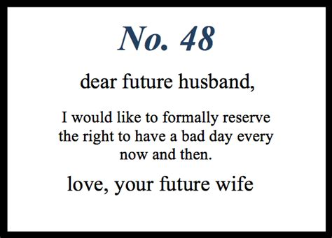 dear future fifty letters to the to be books relationship spotting your future husband will thank you