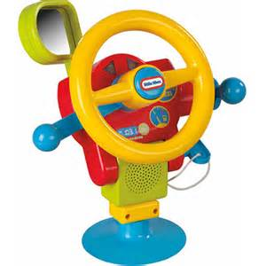 Steering Wheel For Car Seat For Toddler Tikes Playful Basics Play And Drive Steering Wheel