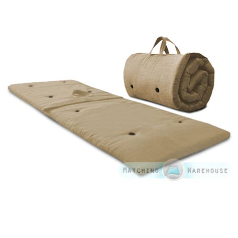 Roll Up Futons by Roly Poly Guest Sleep Mattress Roll Up Futon Z Bed