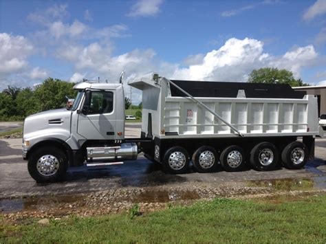 2007 Volvo Dump Trucks For Sale Used Trucks On Buysellsearch