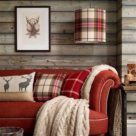 cuadros escoceses para la decoraci 243 n navide 241 a 2017 2018