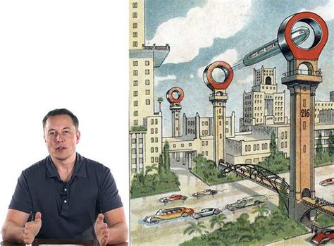 elon musk predictions for the future elon musk to publish hyperloop design without patents