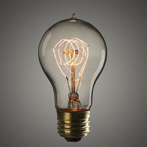 Antique Light Bulbs by Antique Style Light Bulb Lighting Home Decor