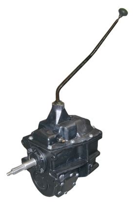 The Novak Guide To The Gm Muncie Sm465 Transmission
