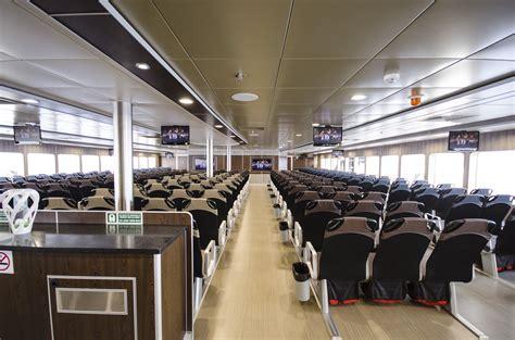 catamaran ferry interior image library vessel interiors austal corporate