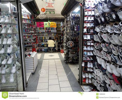 shoe market shoe market editorial image image of stores market