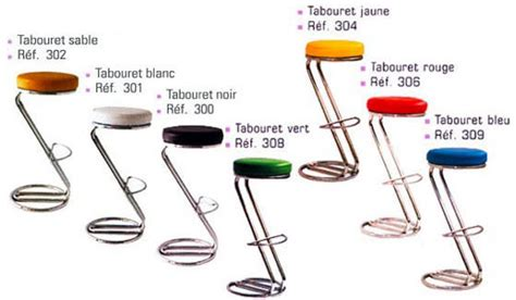 Tabouret Zeta by Tabourets Zeta Catalogue Location Mobilier