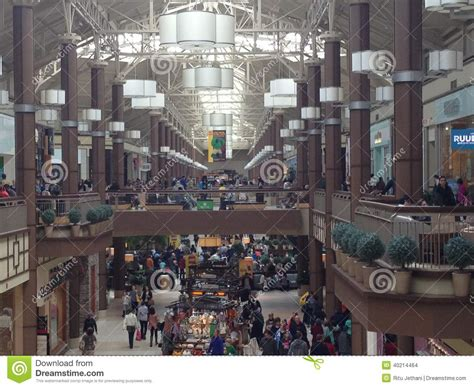 layout of danbury fair mall danbury fair mall in connecticut usa editorial stock
