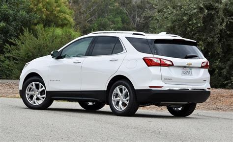chevrolet equinox white ratings and review 2018 chevrolet equinox premier ny