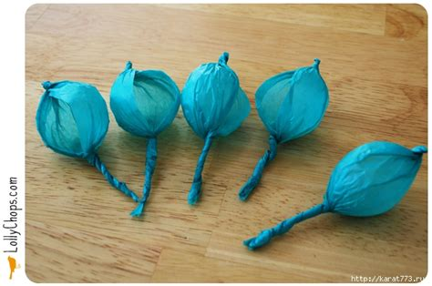 How To Make Tissue Paper Flower Balls - wonderful diy gorgeous paper flower using golf
