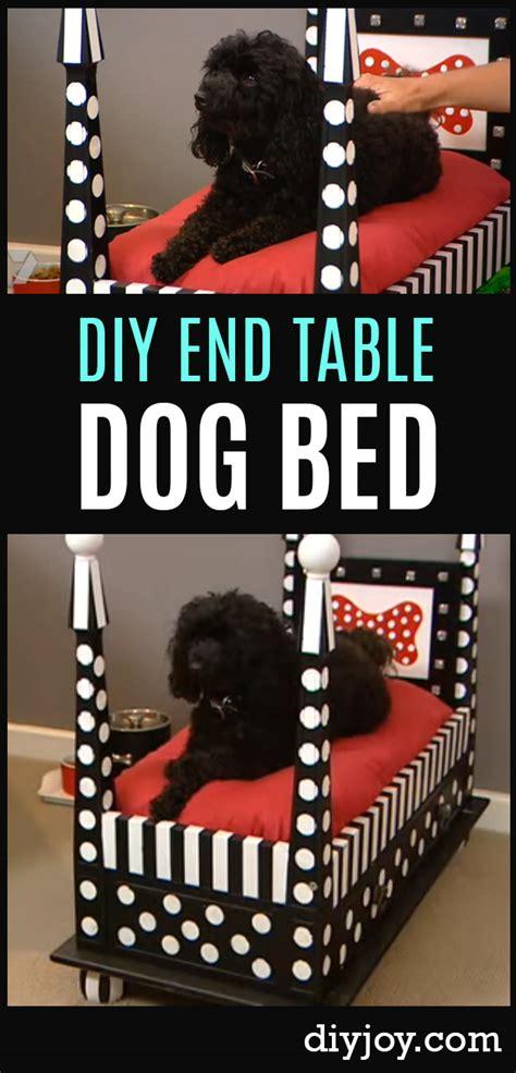 creative diy dog beds      pup