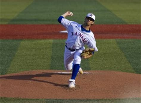 tait former major league pitcher ku s colton murray t j walz selected in mlb draft