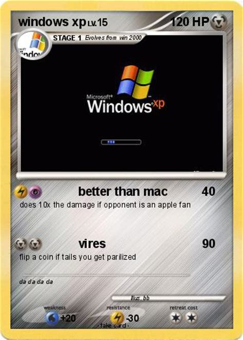 which is better mac or windows pok 233 mon windows xp 50 50 better than mac my card