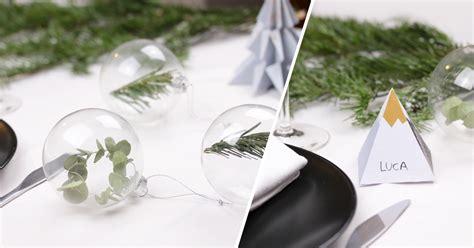 idee per addobbi natalizi la tavola di natale tavola di natale idee decorazioni addobbi petit fernand