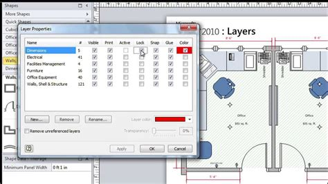 visio layer getting started with visio 18 using layers to organize
