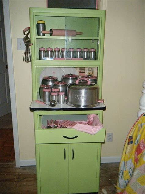 pink retro kitchen collection 27 best images about vintage metal cabinets on