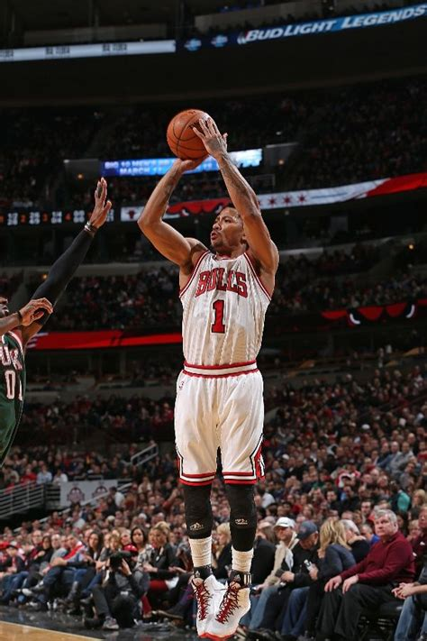 Derrick Rose First Nba Game