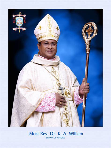 prelates mysore diocese