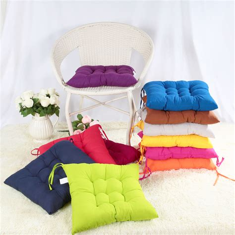 40 bench cushion new 40 40cm square seat chair pad cushion pearl cotton