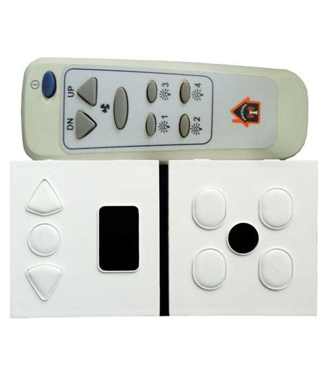 wireless remote switch for fan lights buy walnut innovations wireless remote control switch for