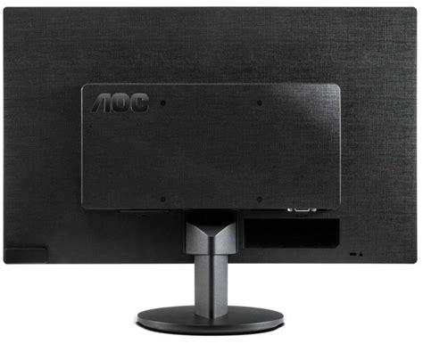 Monitor Aoc Led 21 5 I2280swd 22 Garansi Resmi 1 Tahun aoc e2270swn 22 quot led vga monitor