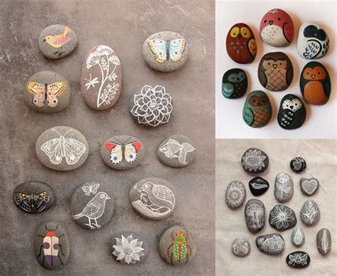 templates for rock painting painted rocks i m going to make magnets out of these
