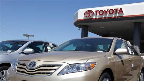 Toyota Financial Careers Toyota Gets 30 Million Boost For New Camry To Secure 2500