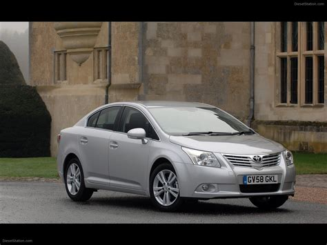 Toyota Avensis Top Gear New 2009 Toyota Avensis